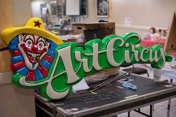 The Airbrush Art Circus