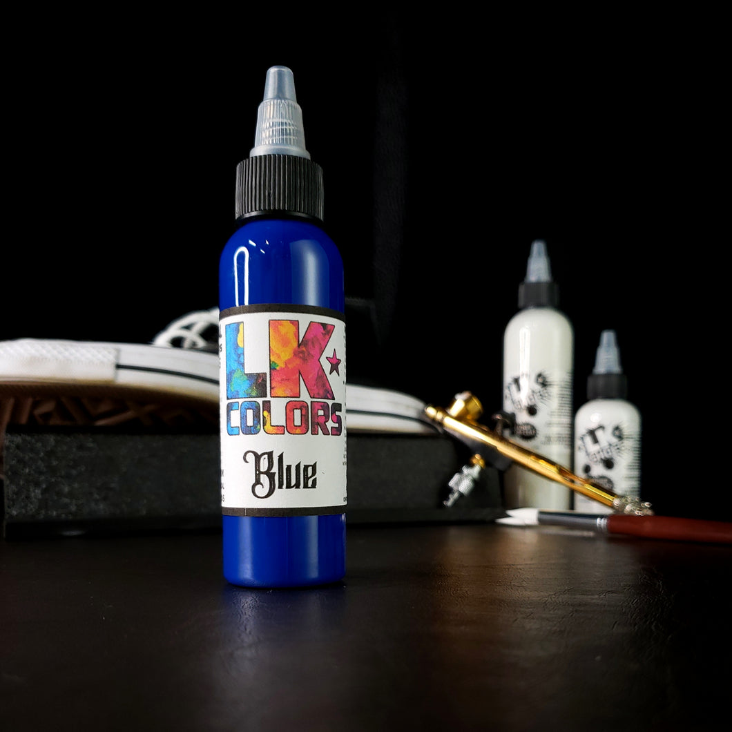 LK COLORS 2.5oz BLUE