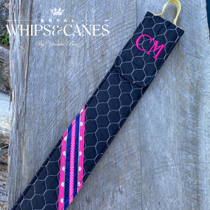 Black Whip/Cane Cover