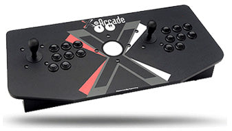 X-Arcade Joystick With Maximus Arcade Free