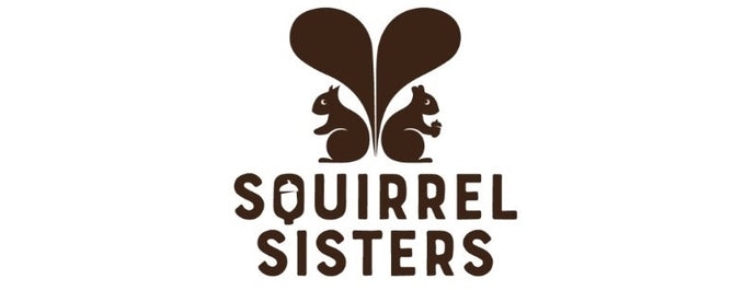 Squirrel Sisters pop Eye Masks in their Christmas stocking