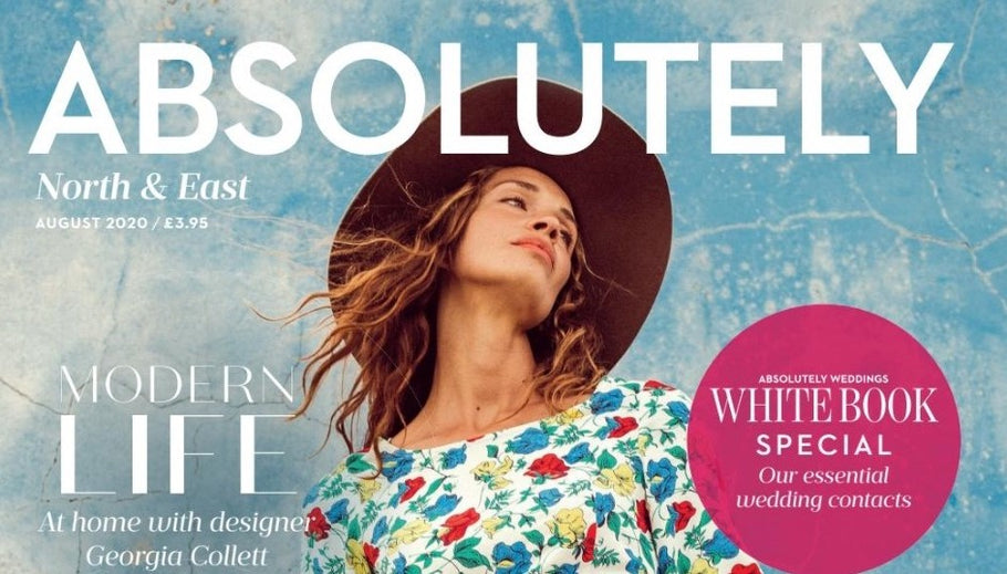 SPF 30 featured in Absolutely Magazine