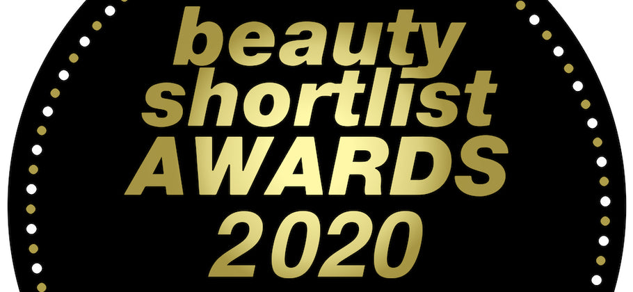 Beauty Shortlist & Wellbeing Awards 2020 wins