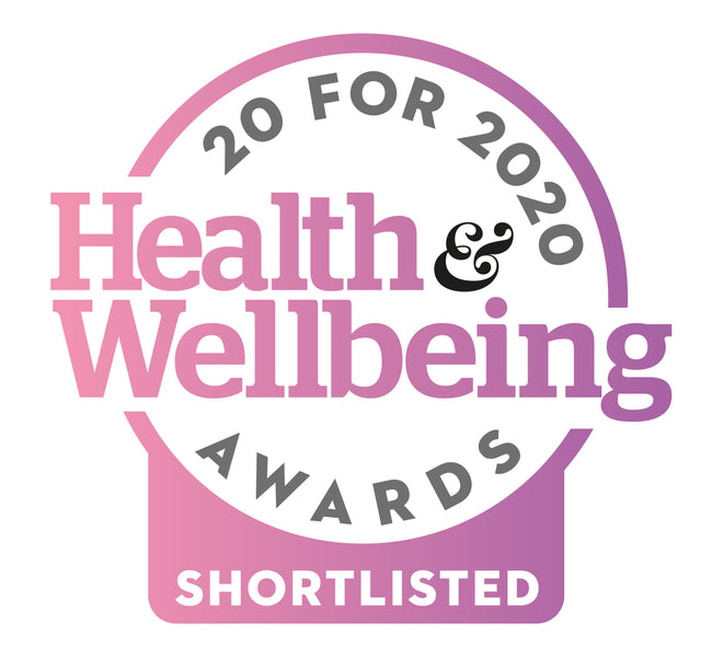 NOMINATED! Health & Wellbeing Awards
