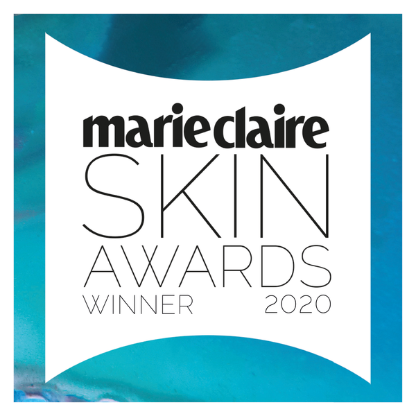 Best New Skin Brand - Marie Claire Skin Awards 2020