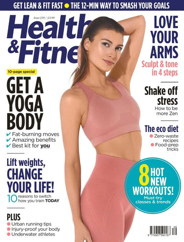 Health & Fitness magazine vitamin injections London skin care