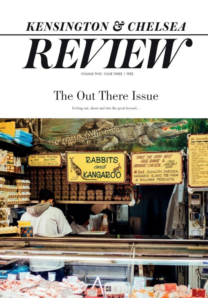 Kensington & Chelsea Review cover