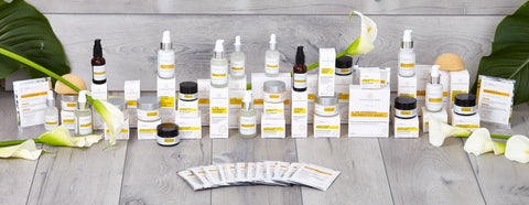 Vitamin Injections London Skin Care collection