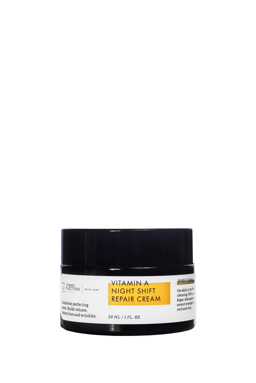 Vitamin A Night Shift Repair Cream - 30ml