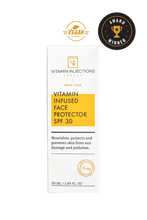 Load image into Gallery viewer, Vitamin Infused Face Protector, SPF 30