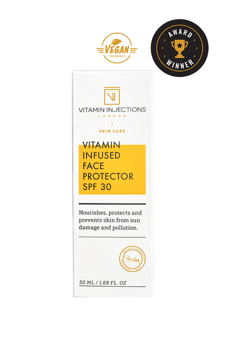 Vitamin Infused Face Protector, SPF 30