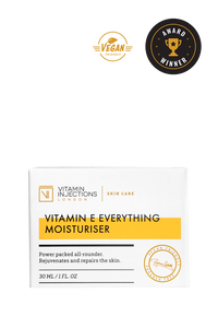 Vitamin E Everything Moisturiser - 30ml