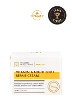 Load image into Gallery viewer, Vitamin A Night Shift Repair Cream - 30ml