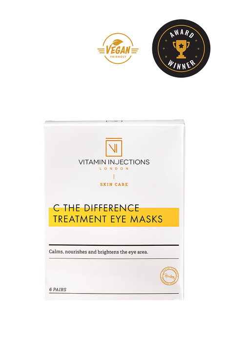 C The Difference Treatment Eye Masks