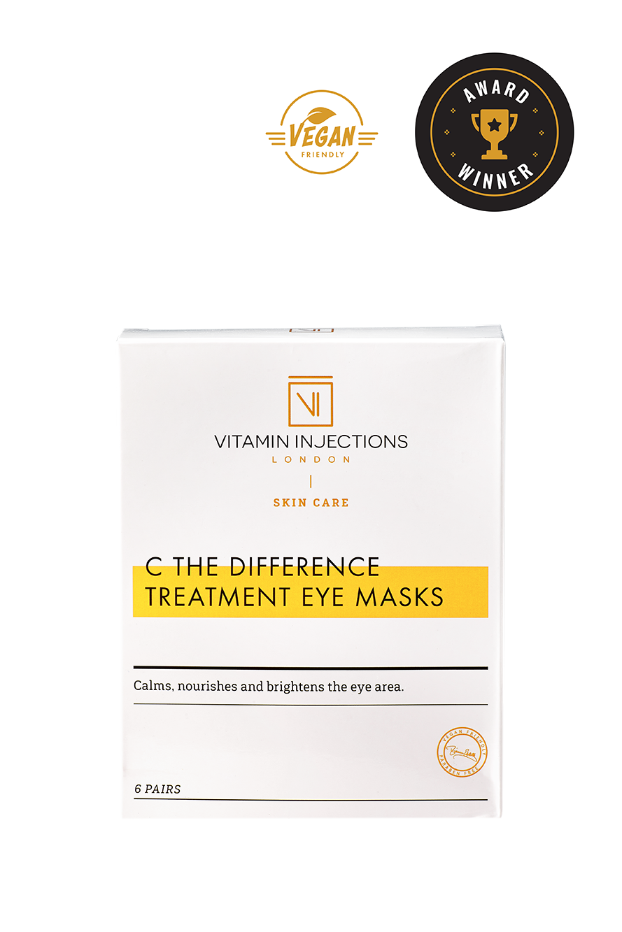 C The Difference Treatment Eye Masks - 6 Pairs