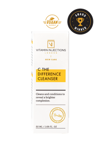 C The Difference Vitamin C Cleanser - 50ml