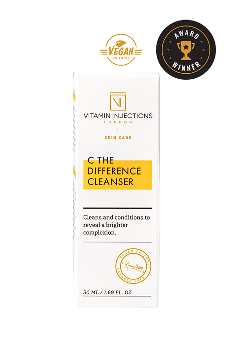 C The Difference Vitamin C Cleanser