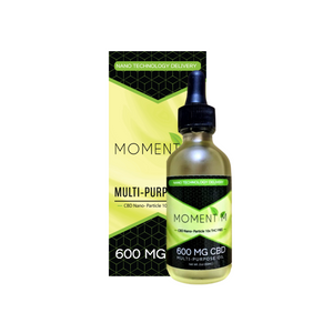 Multi-purpose NANO CBD Oil 600mg 60ml