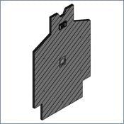 PN 395100-6 - DWD TOP BOARD ASY, N/S