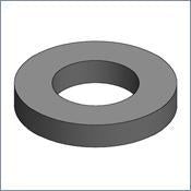 PN 861862-4 - WASHER (RUBBER)