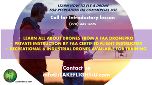 Introductory Drone Flight Gift Card | 4U |