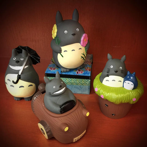 Totoro items available at Yikes Toys, Tucson's Favorite Toy Store