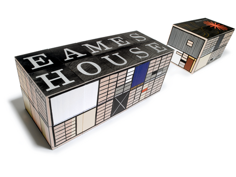 Eames House Blocks
