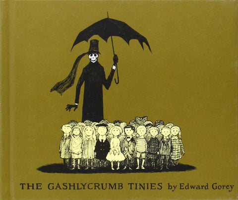 Books / The Gashlycrumb Tinies by Edward Gorey