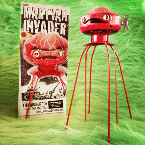 Martian Invader Wind-up