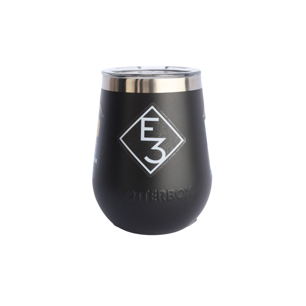 E3 Otterbox Elevation Wine Tumbler Black