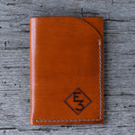 E3 Leather Wallet