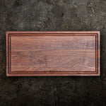 E3 Tomahawk Block Cutting Board