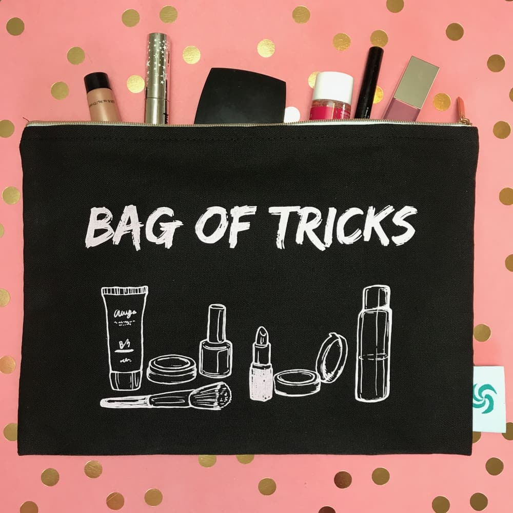 Bag of Tricks Makeup Pouch - Totes & Bags