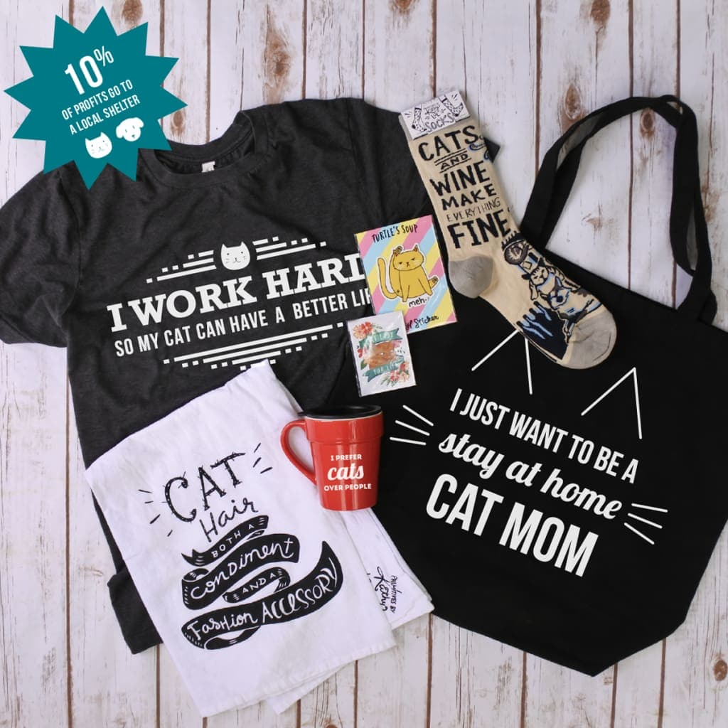 Cat Lady for Life Box