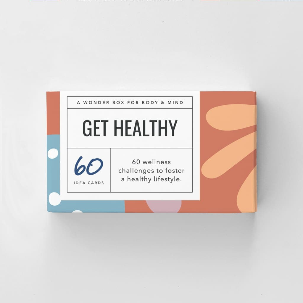 Get Healthy Activity Cards