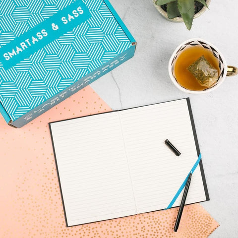 Good Things Hardcover Notebook