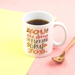 Great Job Mug from Emily McDowell & Friends - Drinkware