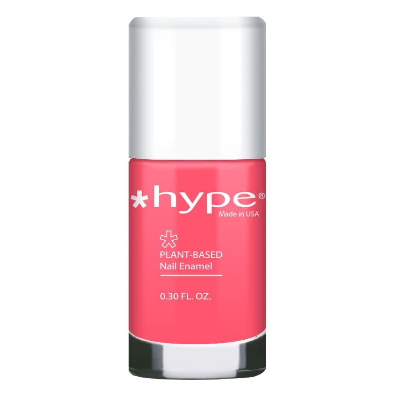 Hype Plant-Based Nail Polish - Fiesta - Makeup & Tools