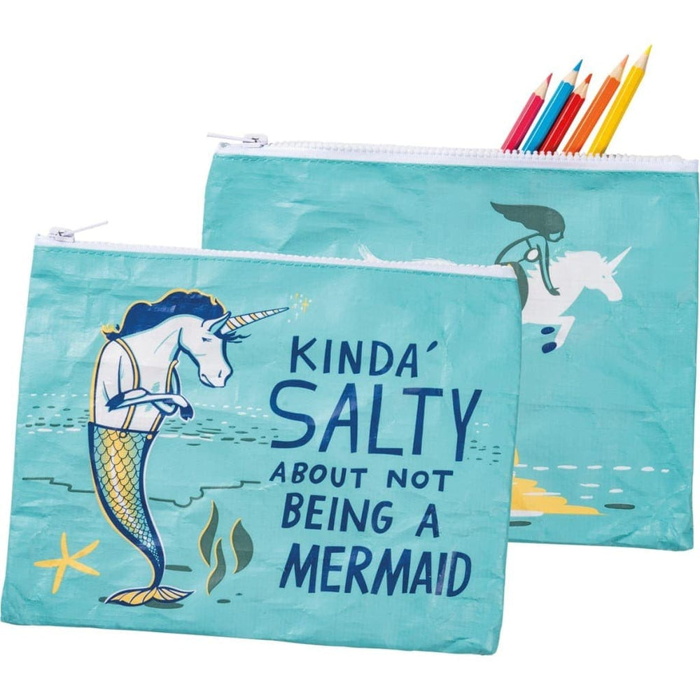 Kinda Salty Pouch - Totes & Bags