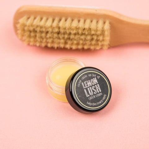 Lemon Lush Cuticle Balm