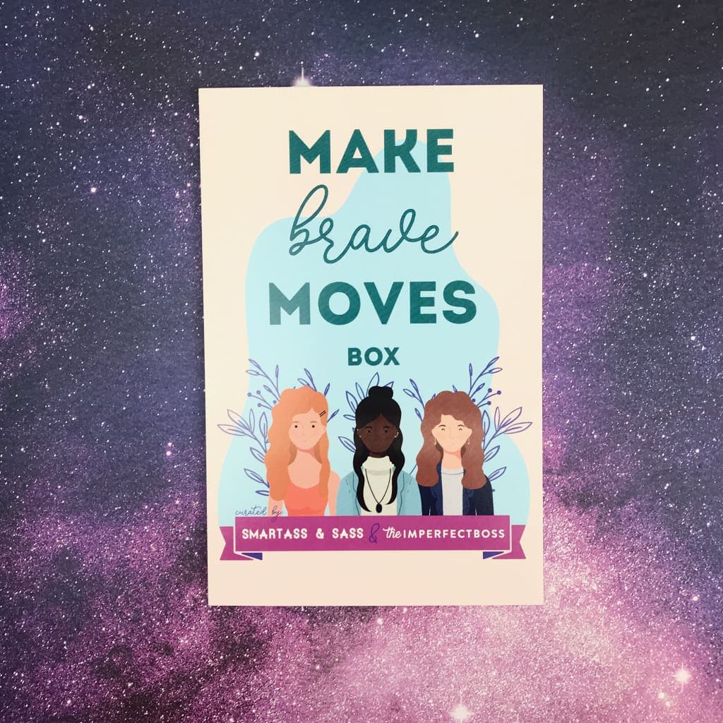 Make Brave Moves Box - Limited Edition Boxes