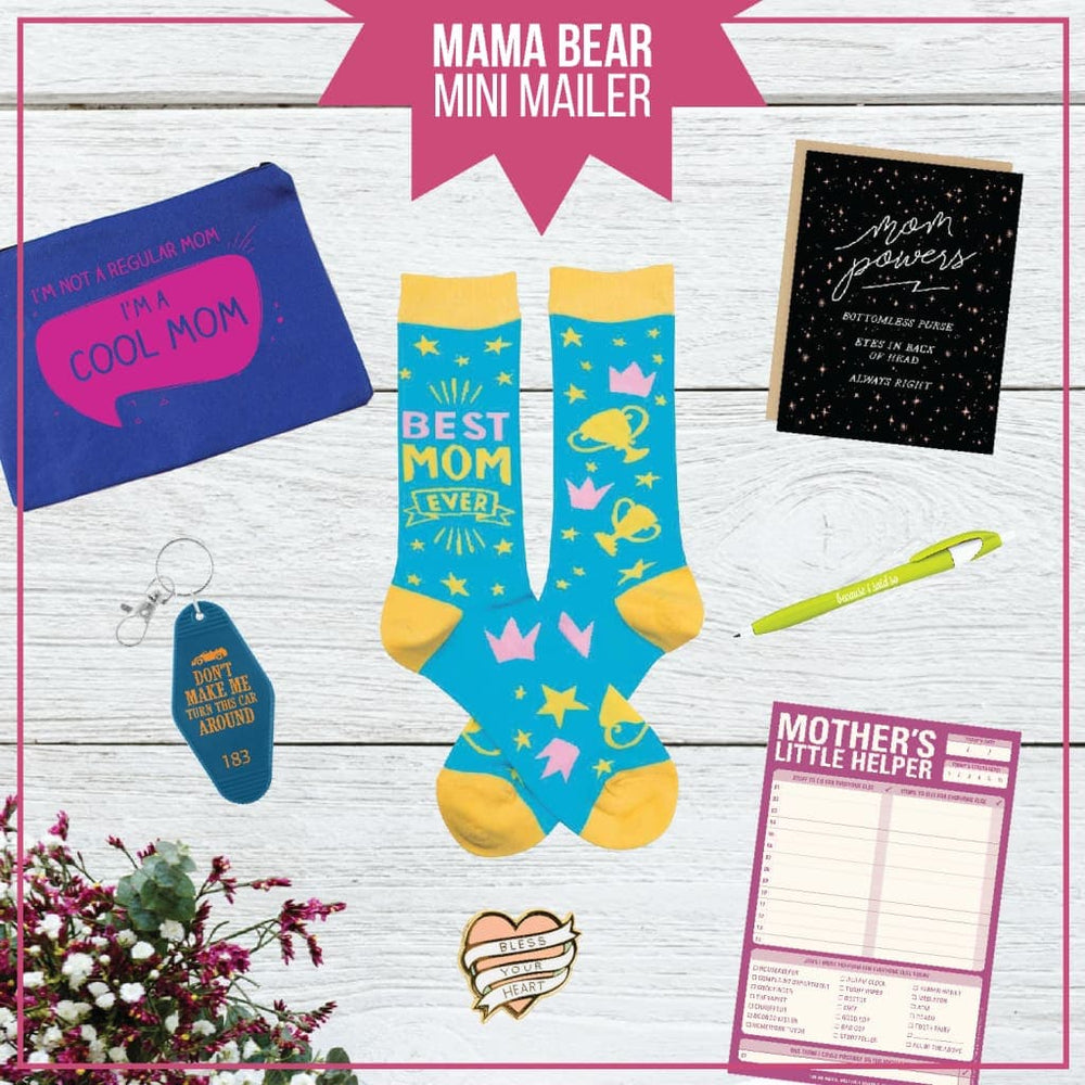 Mama Bear Mini Mailer - Limited Edition Boxes
