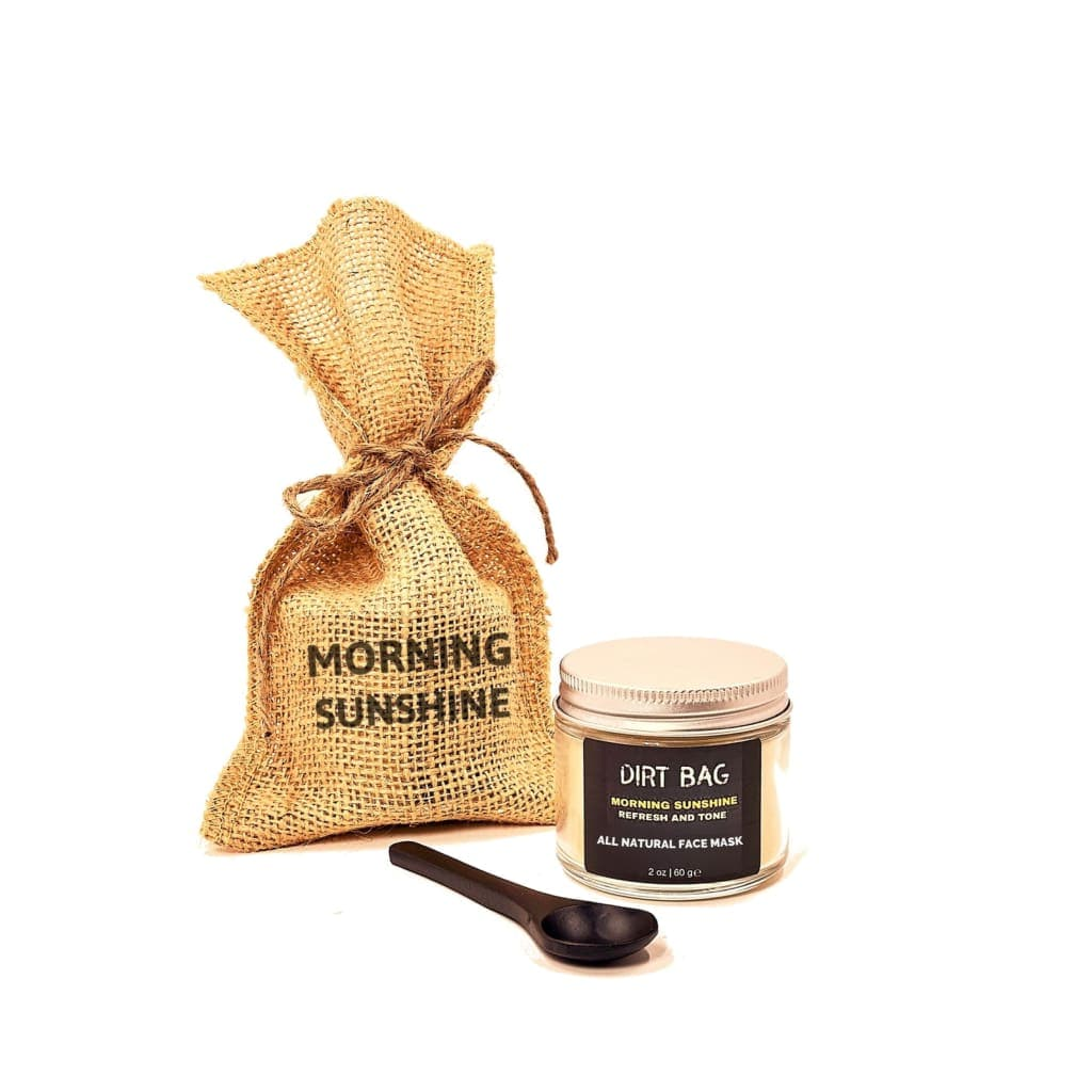 Morning Sunshine All Natural Face Mask - Bath & Body