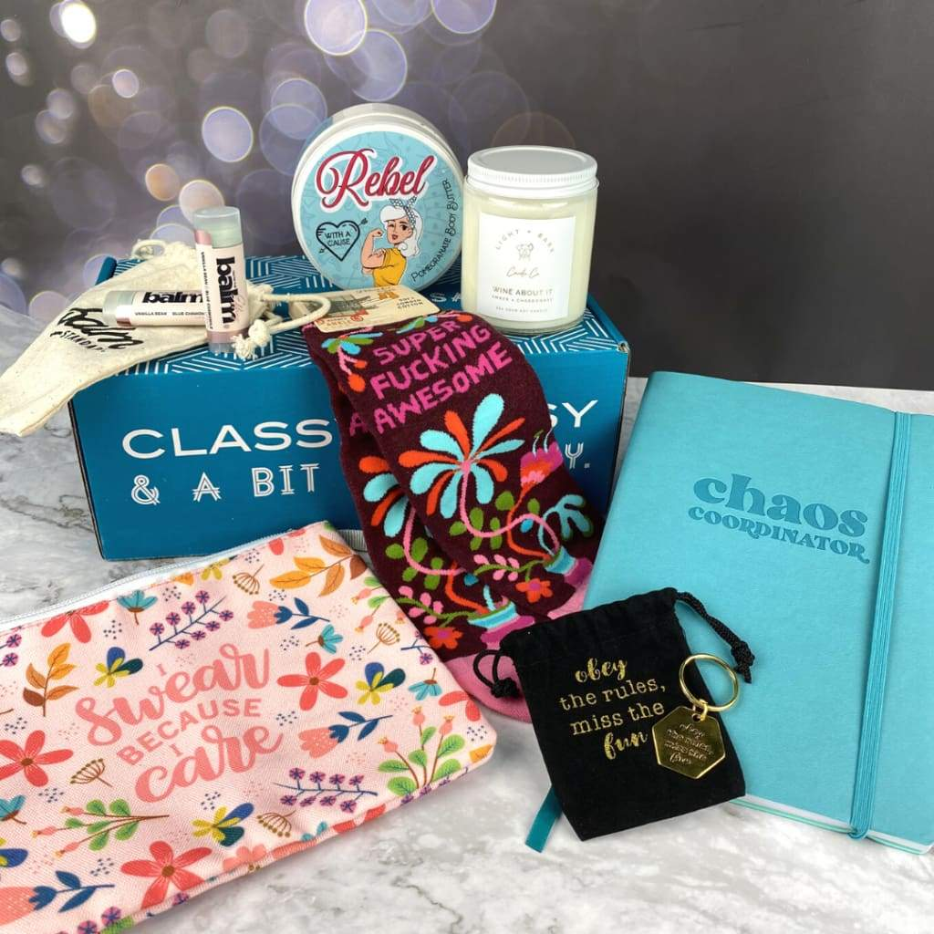 Rebel with a Cause Box