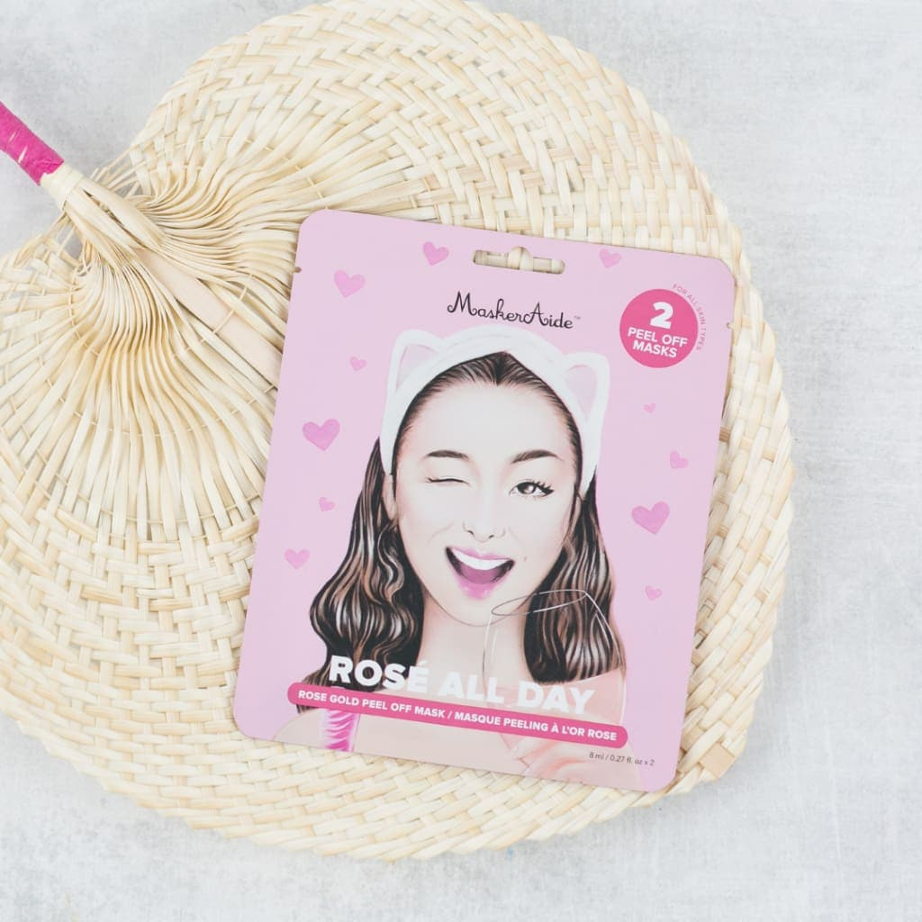 Rosé All Day Face Masks - Bath & Body