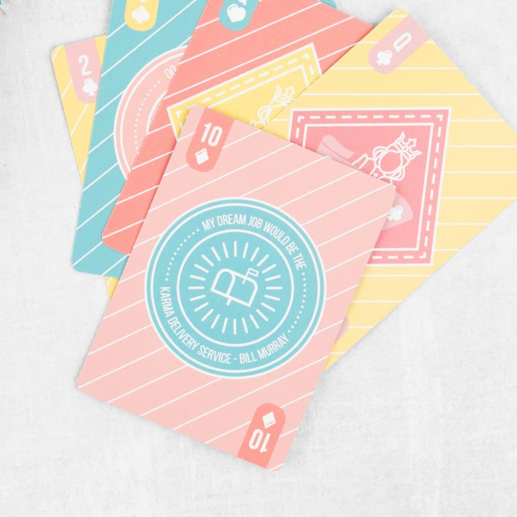 Sarcastic Playing Cards - Games