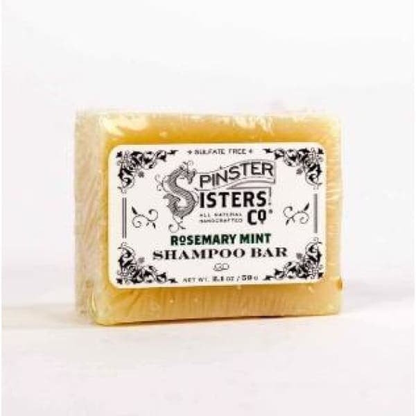 Shampoo Bar (Travel Size) - Bath & Body