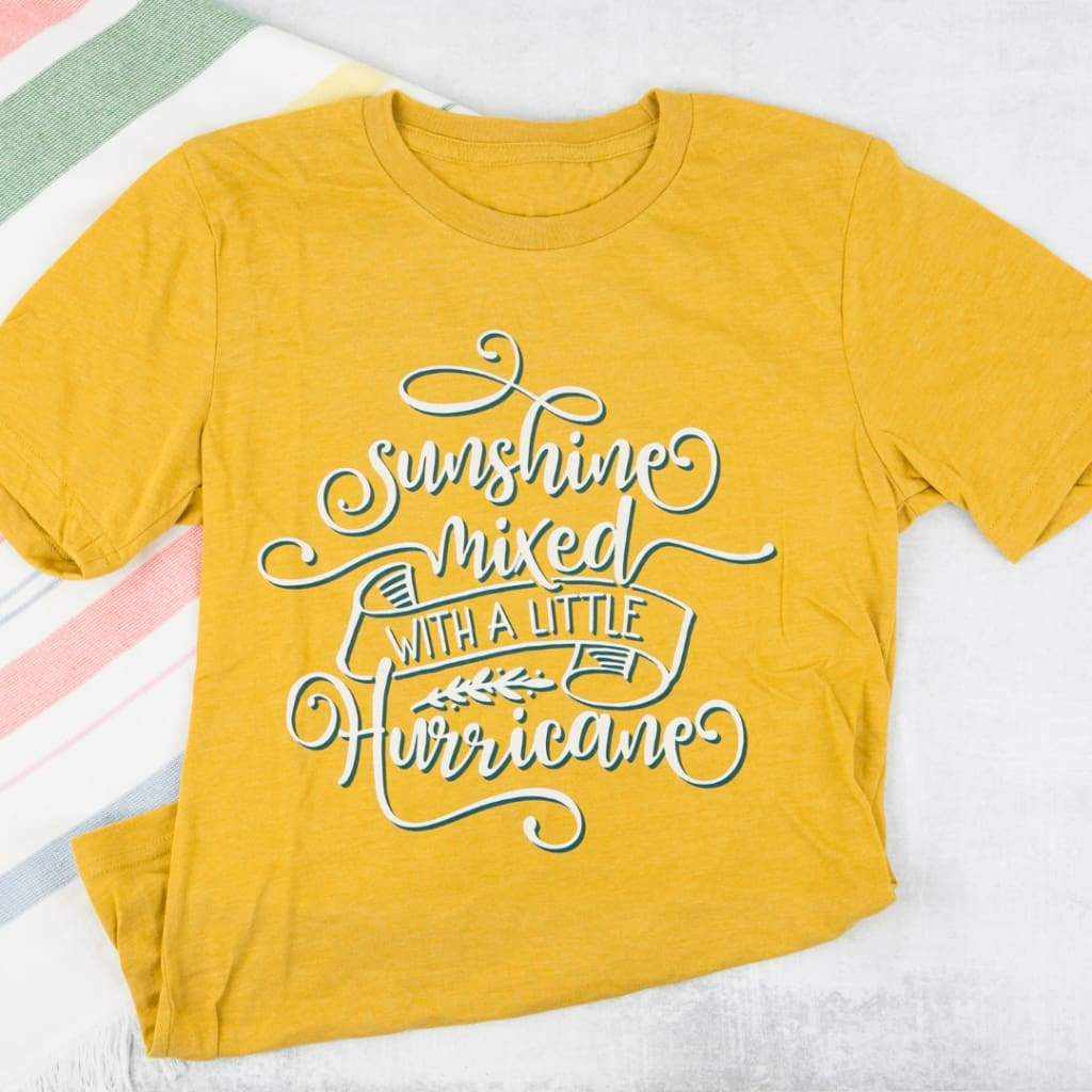 Sunshine & Hurricane T-Shirt - Shirts