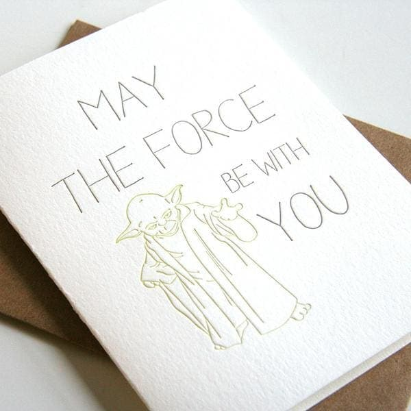 The Force Card