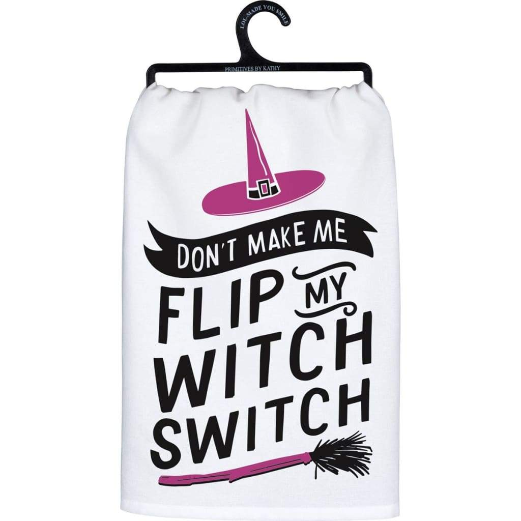 Witch Switch Towel